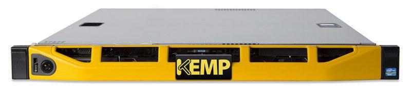 KEMP テクノロジー社のロードバランサ