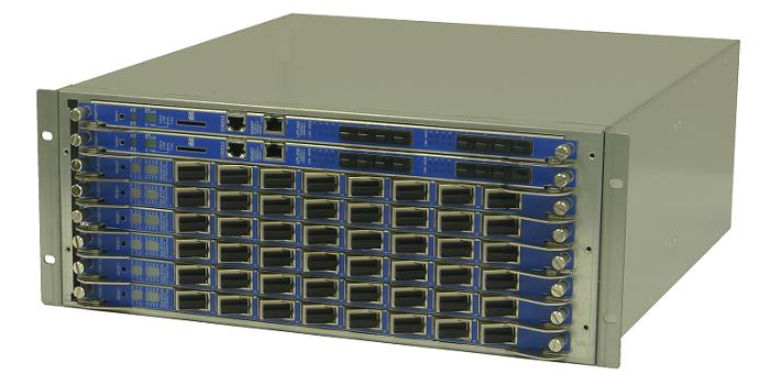 4Uサイズの小型10G-EPON OLT「FSU7102」