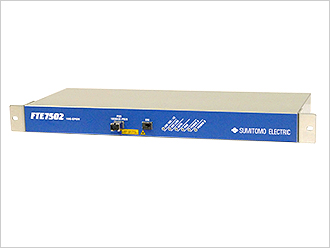 企業向け端末装置「FTE7502」