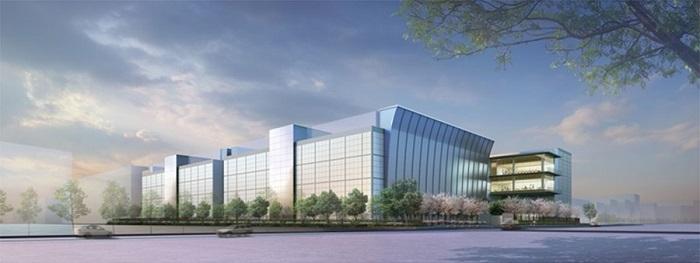 「三鷹第二データセンター」の完成イメージ